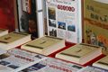 The first Book Exhibition at ELTE Confucius Institute